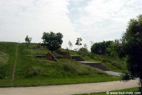 Parc de la Seille à Metz promontoire 9