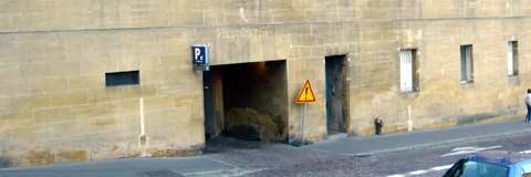 Parking Cathédrale Metz
