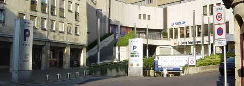 Parking St Jacques Metz