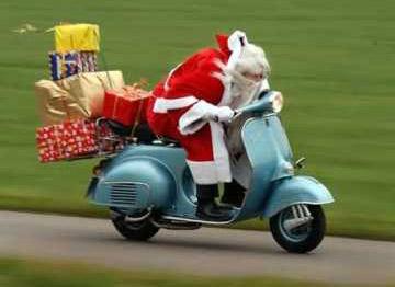 Participez à la course des Pères Noël 2013 à Forbach