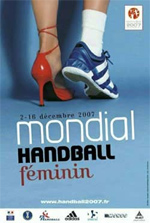 mondial handball feminin