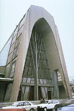 Eglise Ste Thérèse Metz