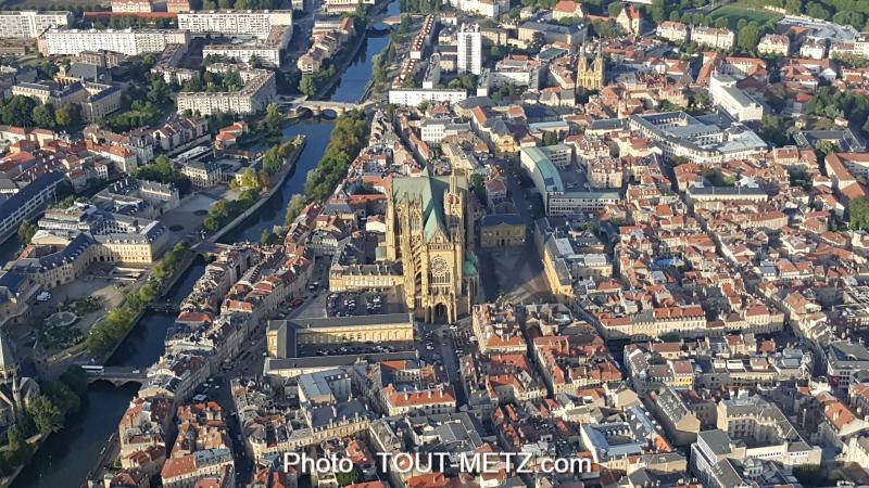 Photo de Une chasse aux œufs virtuelle à Metz