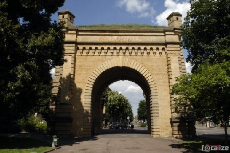 Porte Serpenoise Metz
