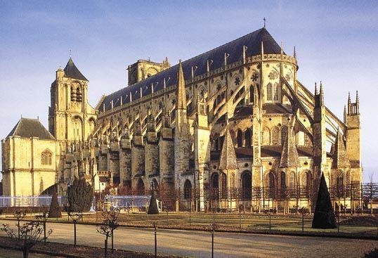 Foyer De L Art Gothique : Art gothique religieux à metz