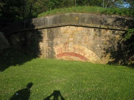 Photo du fort des Bordes