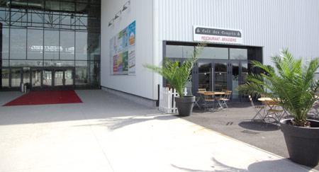 Caf des congr s restaurant du parc des expositions de for Parc des expositions de metz