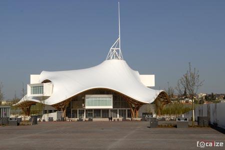 Centre pompidou metz for Adresse metz expo