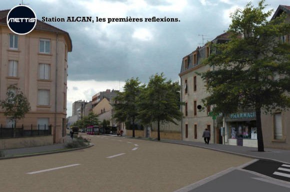 Station Alcan
