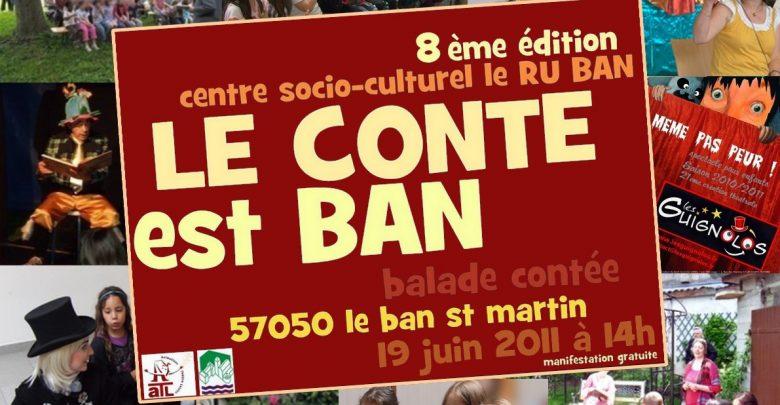Photo of Le Conte est Ban – Balade contée au Ban Saint Martin