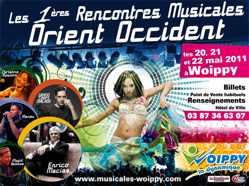 Rencontre orient occident