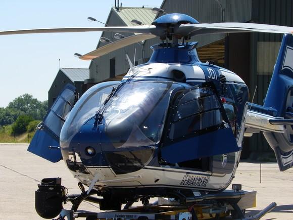 EC 135 de la Gendarmerie aérienne