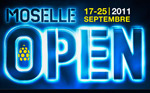 Moselle Open 2011 à Metz Expo