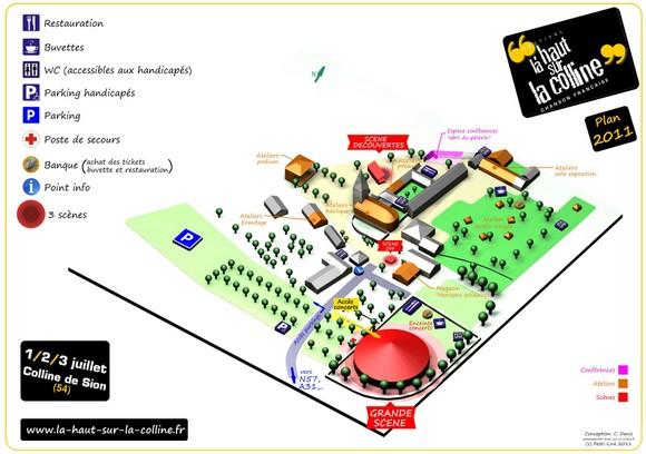 festival l haut sur la colline 2011 sion tout metz. Black Bedroom Furniture Sets. Home Design Ideas