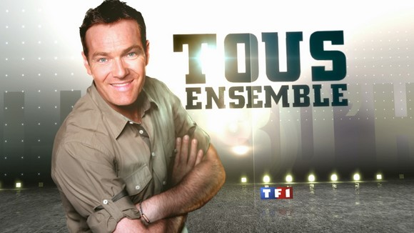 "Photo of Marc Emmanuel de l'émission ""Tous ensemble"" à Metz Borny"