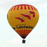 Record du monde de Montgolfières en ligne à Chambley (2011)