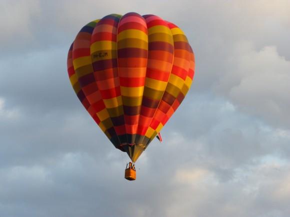 Bilan du Lorraine Mondial Air Ballons 2011