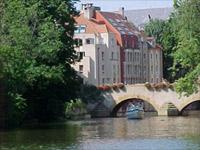 Ponts de Metz : le pont Saint-Marcel