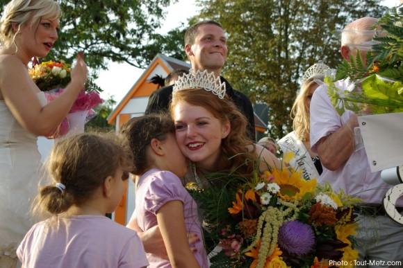 Julie la reine 2011