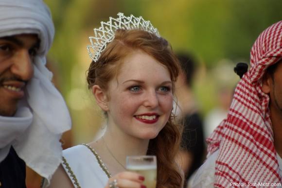 Julie Ernewein - Reine de la Mirabelle 2011