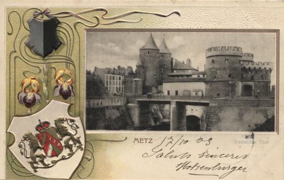 salon cartes postales et monnaies metz octobre 2011