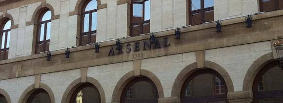 Programme Arsenal de Metz – Mars 2013