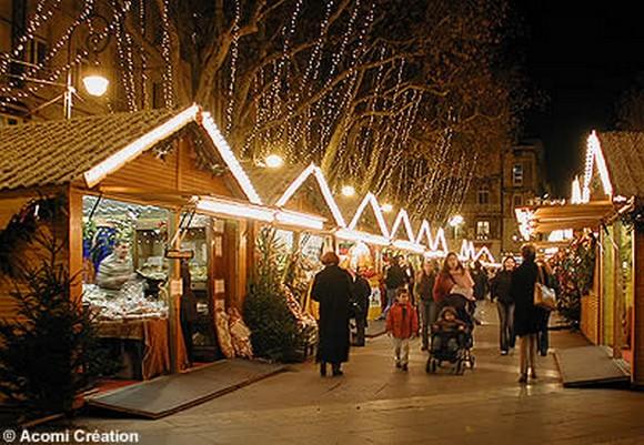 Marchés de Noël et Saint-Nicolas en Moselle