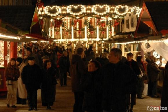 La magie de Noël à Metz, c'est aussi 151 rues et 14 places illuminées