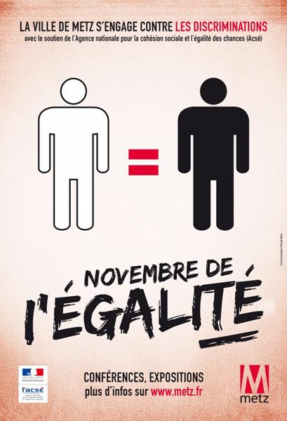 Novembre de l'Egalité 2011