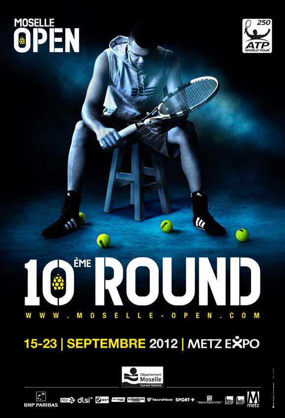 Moselle Open 2012 : liste des joueurs en compétition