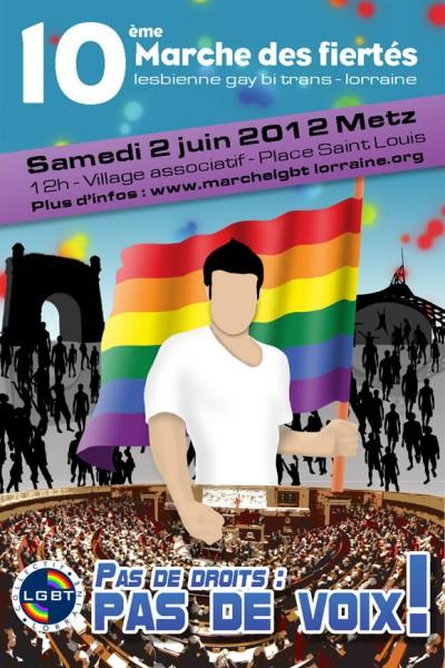 rencontre amoureuse gay organizations a Metz