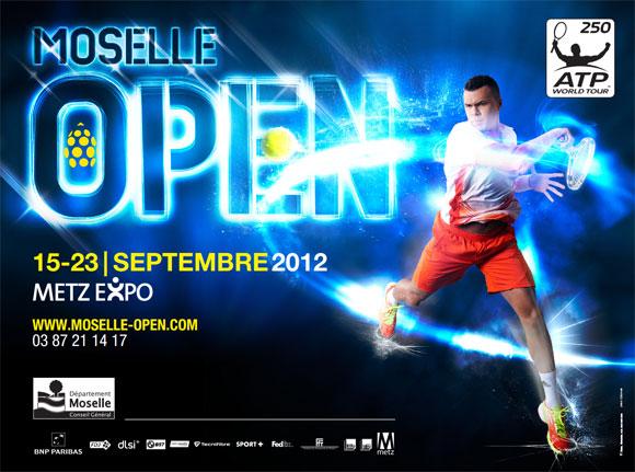 Moselle Open 2012 : tous les résultats en direct