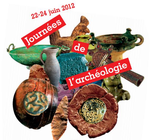 Journées de l'archéologie 2012 à Metz