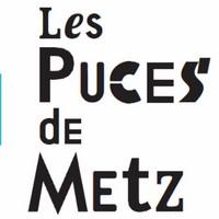 Marché aux puces à Metz, le 10 janvier 2015
