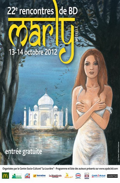 Rencontres bd marly 2017
