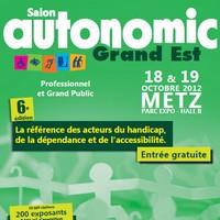Salon autonomic metz 2012 for Salon autonomic