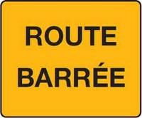 RD56 : circulation interdite entre Cattenom et Zoufftgen durant 1 an