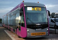 L'évolution du tracé Mettis en photos : lignes A&B