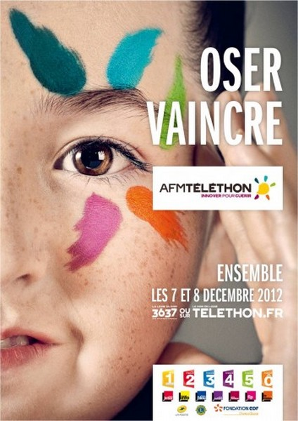 Photo of Téléthon 2012 en Moselle : programme des manifestations