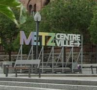 Metz : par ici les touristes !