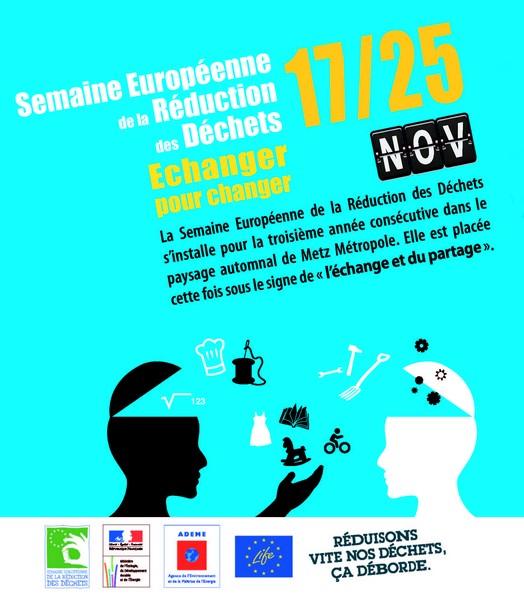 Semaine de la réduction des déchets 2012 à Metz Métropole