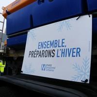 Metz se prépare à l'arrivée de la neige : 300 personnes mobilisées