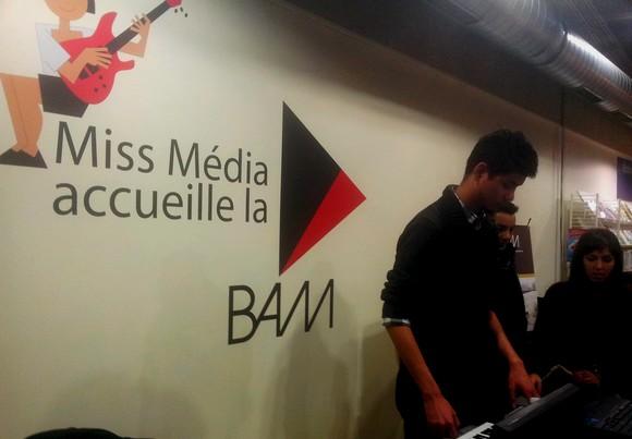 La future BAM de Metz Borny dispose d'un espace d'information