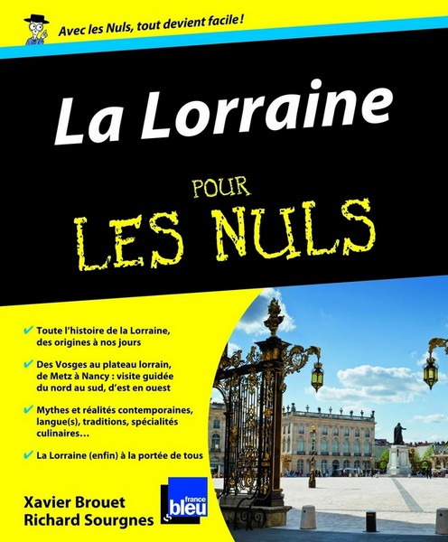 La Lorraine Pour Les Nuls 1 Re Dition