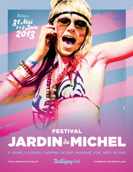 Jardin du Michel 2013 : un résumé en photos