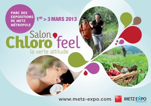 Le salon Tout Nature à Metz expo devient Chloro'feel