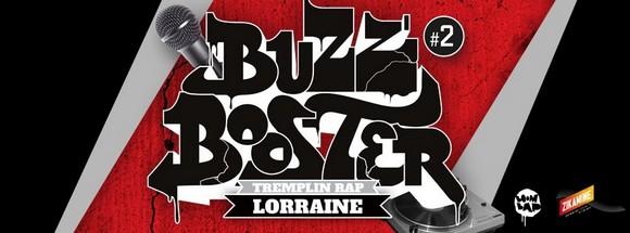 Tremplin Buzz Booster Lorraine, le hip hop est dans la place !