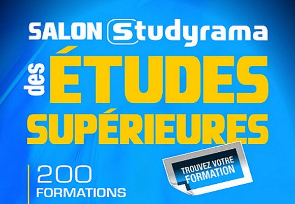 Salon Studyrama 2013 à Metz Expo