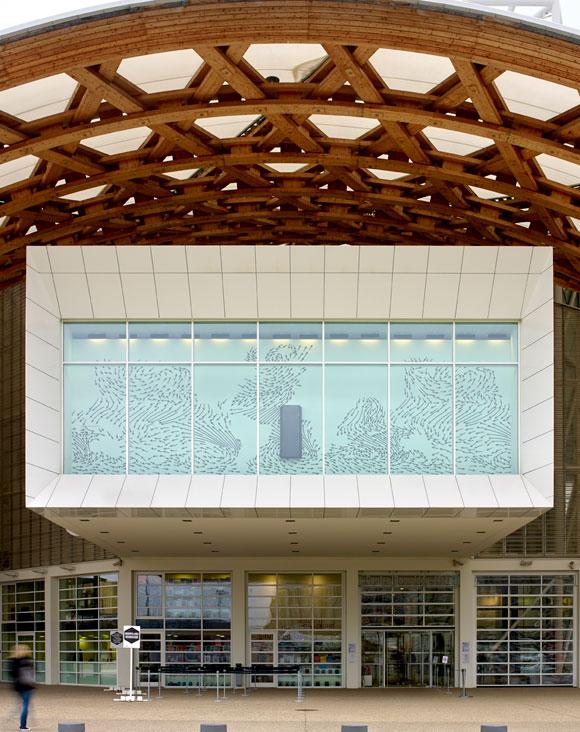Pompidou Paris se désintéresserait de Pompidou Metz