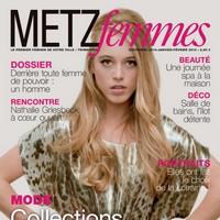 Metz Femmes et Nancy Femmes, l'édition hiver 2012 disponible